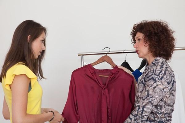 personal shopper kleur advies