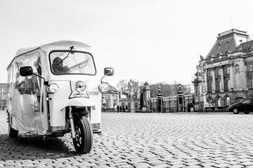 tuktuk brussel plein