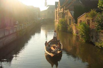 Gondelvaren door Gent