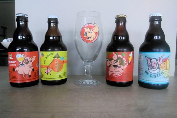 Smaken bierproeverij