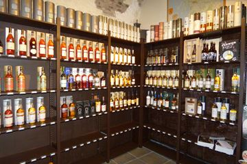 Whisky collectie