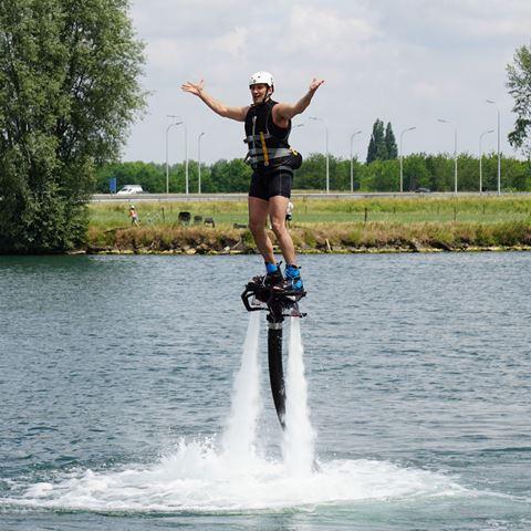 Flyboarden Vlaanderen