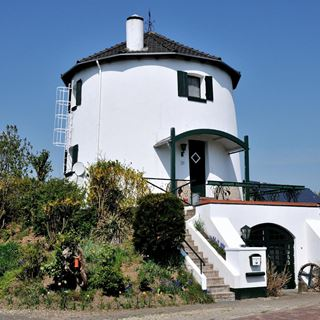 Bed and breakfast de witte molen kranenburg