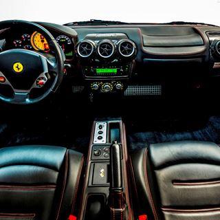 Zelf een Ferrari besturen