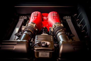 Motorblok Ferrari F430