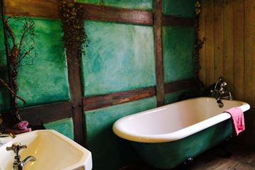 Thema badkamer kasteel Luik