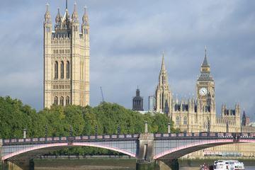 Londen uitzicht Big Ben