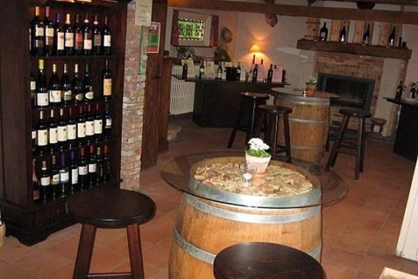 Wijnproeverij locatie