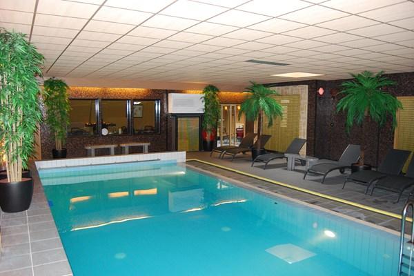 Wellness zwembad wadlopen