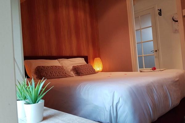 Slaapkamer wellness hoeve