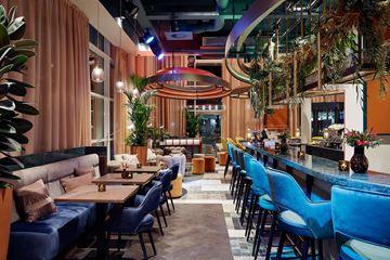 Lindner Hotel Antwerpen Lobby