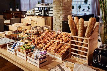 Ontbijtbuffet Lindner Hotel Antwerpen