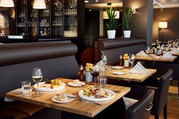 Restaurant Lindner Hotel Antwerpen