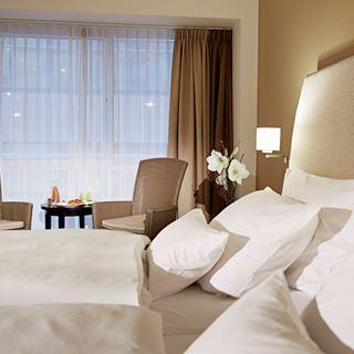 Economy room Lindner Hotel Antwerpen