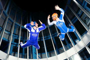 Begeleiding skydiven