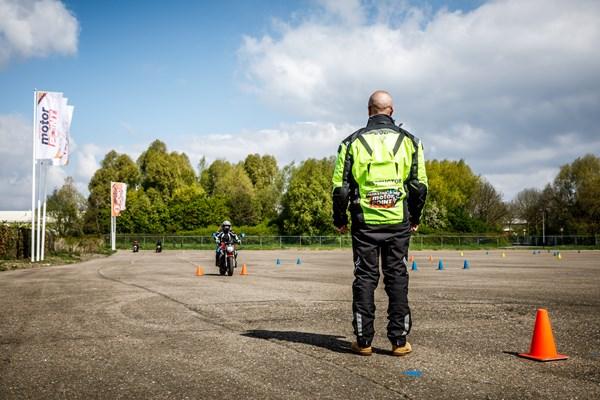 Begeleiding motorrijden Osseforth