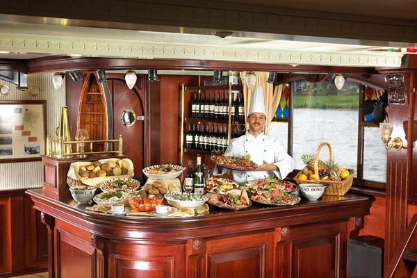 Brunch buffet Maasvallei