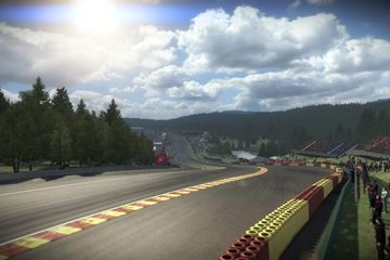 Race-arrangement Spa Francorchamps