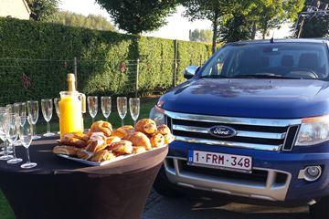 VIP ballonvaren Belgie