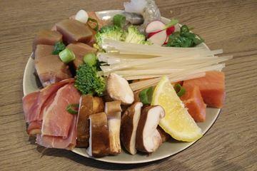 Japanse fondue