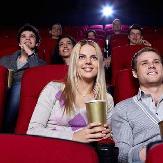 Samen naar de bioscoop