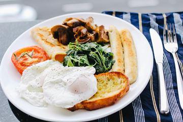 Ontbijt voor twee