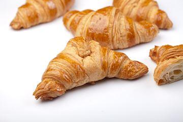 Croissantjes ontbijt