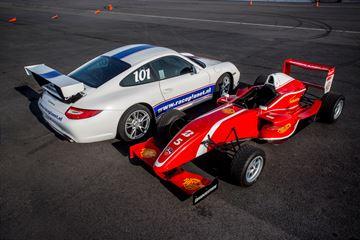 Formule 1 wagens Zandvoort
