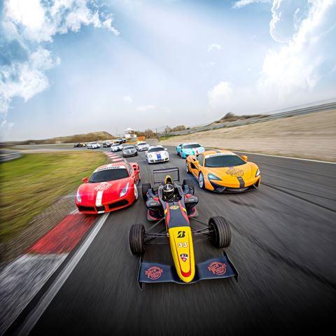 De ultieme racedag op het circuit van Zandvoort