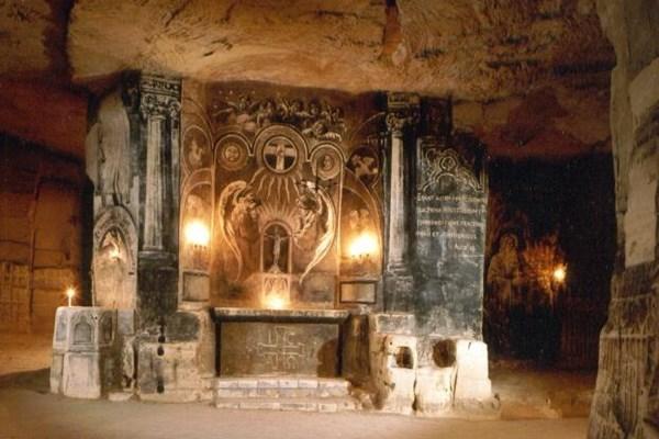 De grotten van Valkenburg
