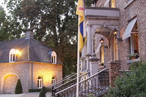 Entree kasteel Hattem