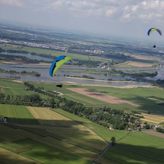 Paragliding Holland