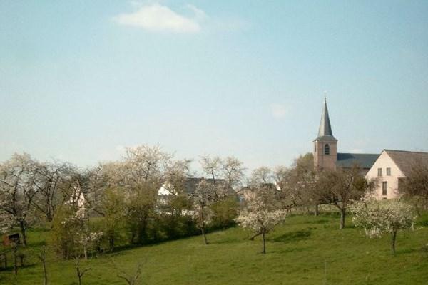 Vespa rijden door Limburg