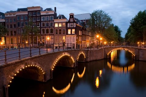 Amsterdam by night rondvaart