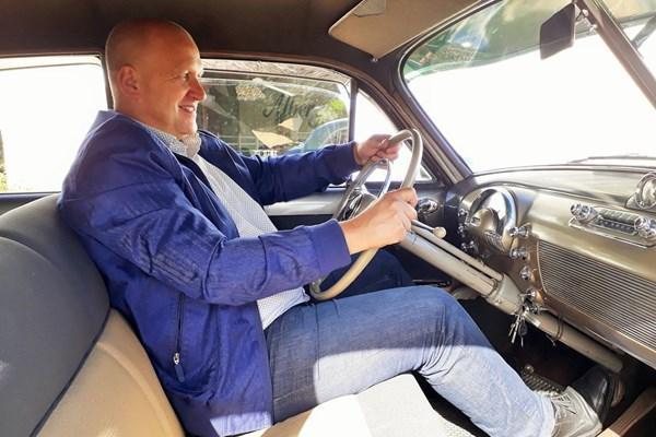 Zelf in een oldtimer rijden