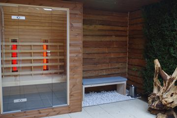 Sauna en wellness
