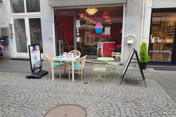 Cupcakes eten Antwerpen