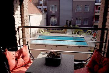 Buitenzwembad Gent