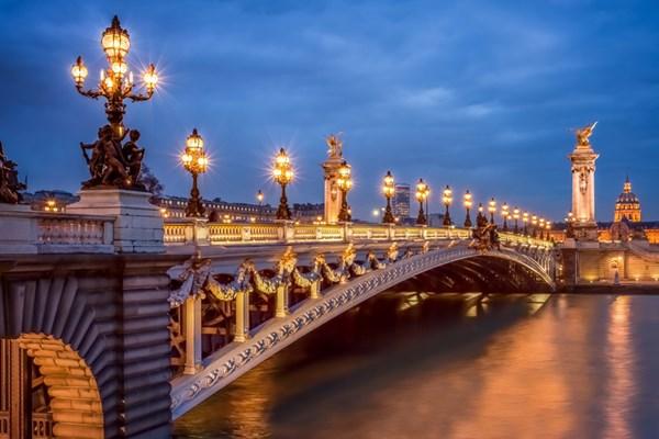 Romantisch Parijs