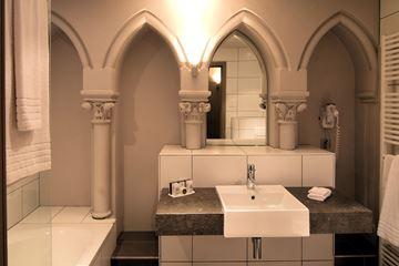 Badkamer oude kerk