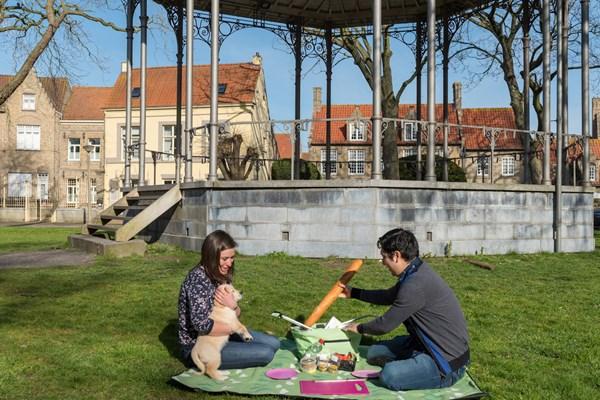 Stadspark Veurne