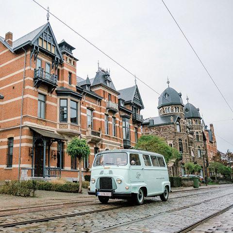 Stadstour Antwerpen