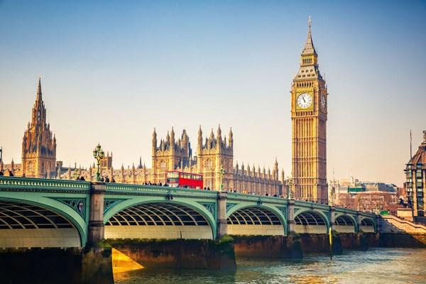 Londen Big Ben