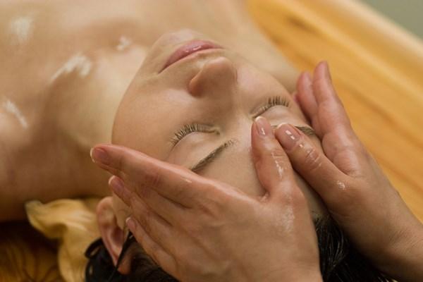 Massage hoofd