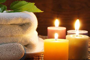 Kaarsen massage workshop