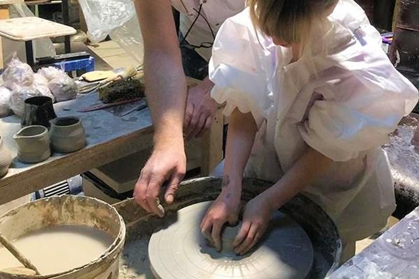 Instructie pottenbakken