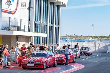 Straat circuit racen
