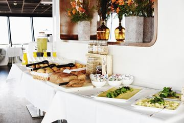 Brunch buffet Euromast