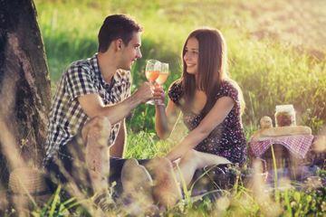 Samen picknicken