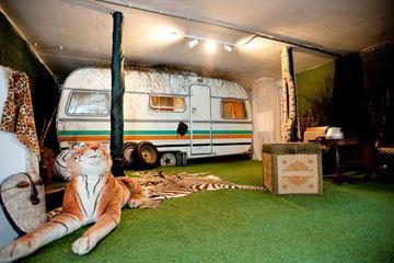 jungle caravan
